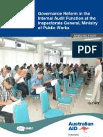 201210151336220.Baseline Study - Procurement and Internal Audit Reform - September 2012