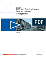 White Paper Best Practices Process Flow Problem Mgmt