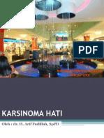 KARSINOMA HATI