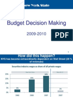 Budget Outlook 2