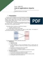 INF443 - TP05 - Opérations bancaires avec sockets