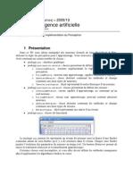 INF444 - TP08 - Implémentation du perceptron