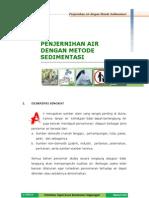 Mi-5a Penjernihan Air Dengan Metode Sedimentasi
