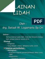 KELAINAN LIDAH