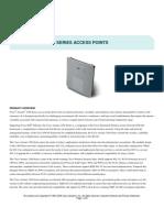 Cisco Aironet1200 Datasheet