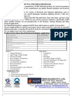 Frp Pultrusion Catalog