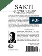 Pandit Rajmani Tigunait - Sakti - The Power in Tantra