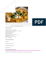 FoodFood Recipes.doc