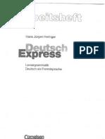 Deutsch Express Arbeitsheft