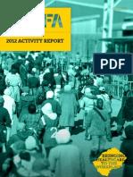 Alafa Report 2012
