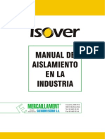 [Architecture eBook] Manual de Aislamiento en La Industria - IsOVER