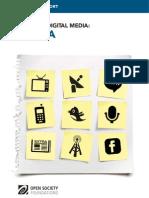 Kenya - Mapping Digital Media
