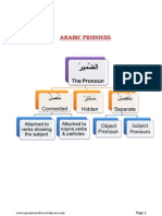 17 - Pronouns in Arabic 4 - QURAANIC ARABIC (WORDPRESS)