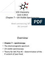 Uv-Vis Spectroscopy (1)