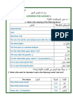15 - Lesson 5 Conj of Sing p33 - QURAANIC ARABIC (WORDPRESS)