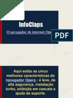 O Navegador de Internet Opera