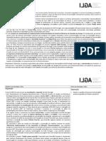 Relatório de Actividades da ILGA 2012