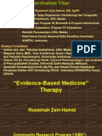 K - 1 Terapi EBM