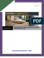 Kies Stijlvolle PVC Vloeren OF issaVloeren voor het renoveren van uw huis
