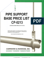 Carpenter & Paterson Hardware Price Book CP-0213