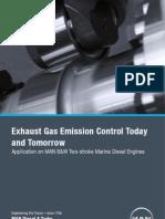 Exh Gas Emission Ctrl Man b&w