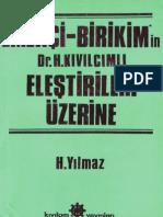Demir Kucukaydin - Emekci ve Birikimin Elestirilerinin Elestirisi - Orijinal kapakli.pdf