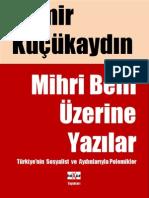Demir Kucukaydin - Mihri Belli Uzerine Yazilar.pdf