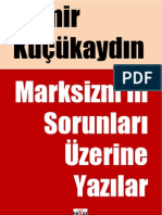 Demir Kucukaydin - Marksizmin Sorunlari Uzerine - V-2.pdf