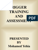 Rigger Training and Assessment