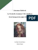 Valverde Pacheco - Novela Medieval