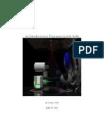 The Scala Programming Book