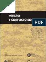 Mineria y Conflicto Social