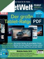 Der Grosse Tablet-Ratgeber - PC Welt
