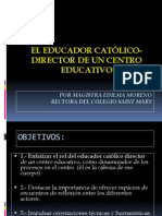 Director Catolico