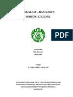 FORENSIK - MAKALAH FORKLIN