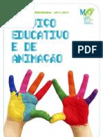 Programa 2011-2012 Museu Olaria Barcelos