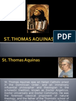 St. Thomas (Group 6) - Legal Philosophy