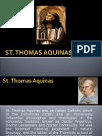 St. Thomas (Group 6) - Legal Philosophy