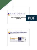 Aula 8 - Windows 7