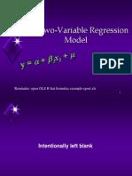 (Classes 1 & 2) 2 Var Regression-For Upload