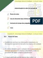 Cap 28 - Metodologia Básica de Avaliação - Aplicação Prática