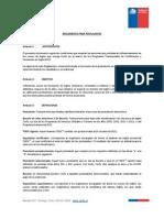 CORFO Condiciones Becas Ingles 2013