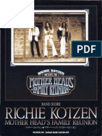 Richie Kotzen - Mother Head s Family Reunion