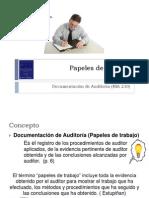Papeles de Trabajo 2013.pptx