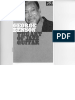 George Benson - The Art of Jazz Guitar (Hot Licks).pdf