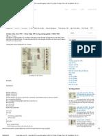 Code mẫucho PIC -Giao tiếp SPI song công giữa 2 VĐK PIC _ Điện Tử Máy Tính _ Kỹ Thuật Điện Tử _ Vi Xử Lý _ Lập Trình Nhúng _ Công Nghệ Thông Tin
