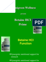 betaine PPT