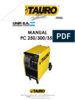Manual Del Usuario PC 250