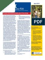 HKK Newsletter_April 2013