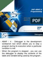 ABAP Debugging Day-5